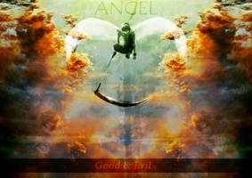 Angel Wallpaper by memedbaykal