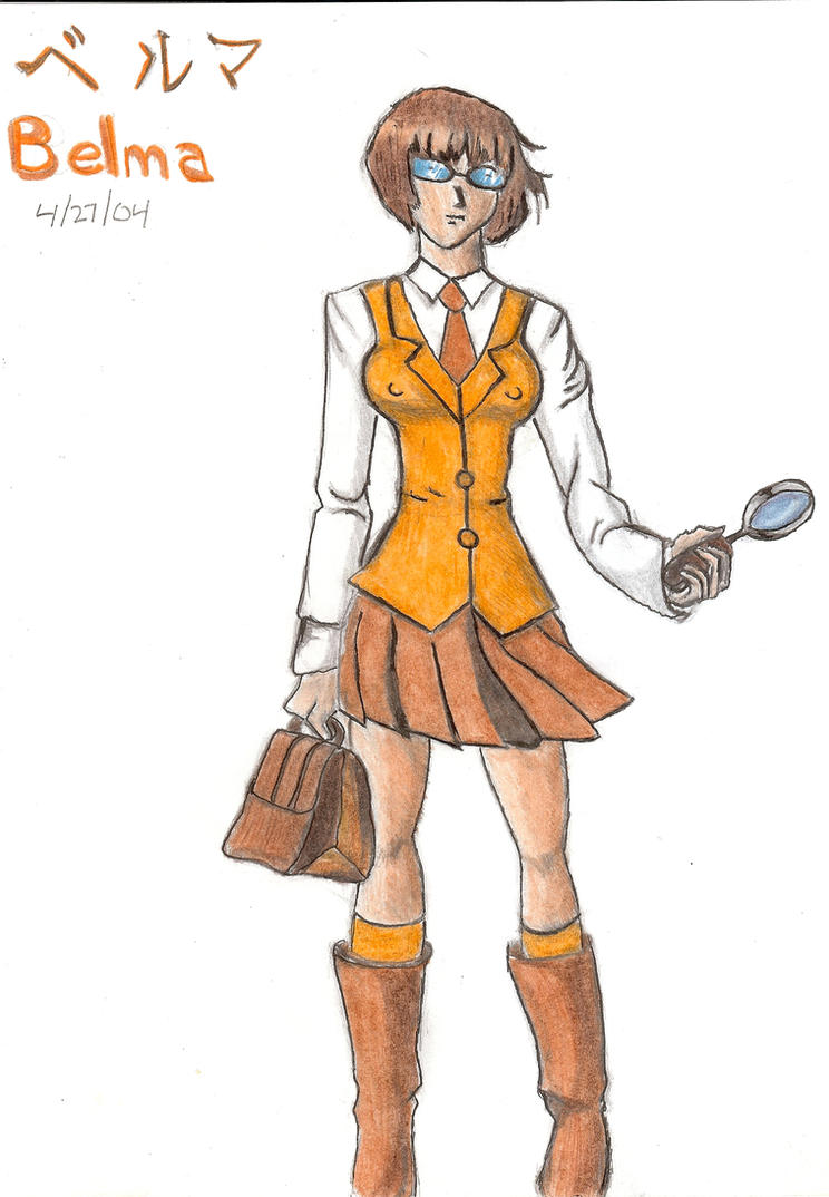 Velma Dinkley by HappyArequipe