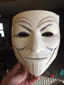 V Mask Progress 2