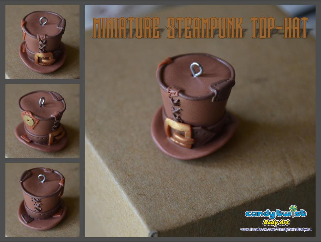 Minaiture Steampunk Top-Hat by Dabstar