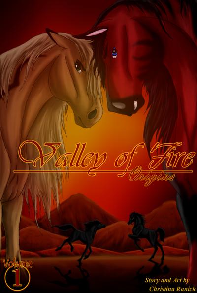 VOF Origins - Original Cover