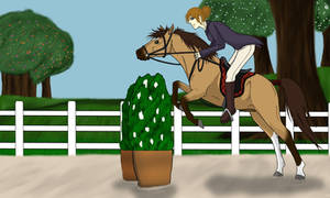 Twist of Charm ShowJumping - Spring Into Summer