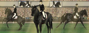 The Final Dance - Olympic Dressage