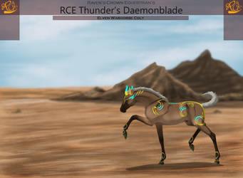 S025 Thunder's Daemonblade