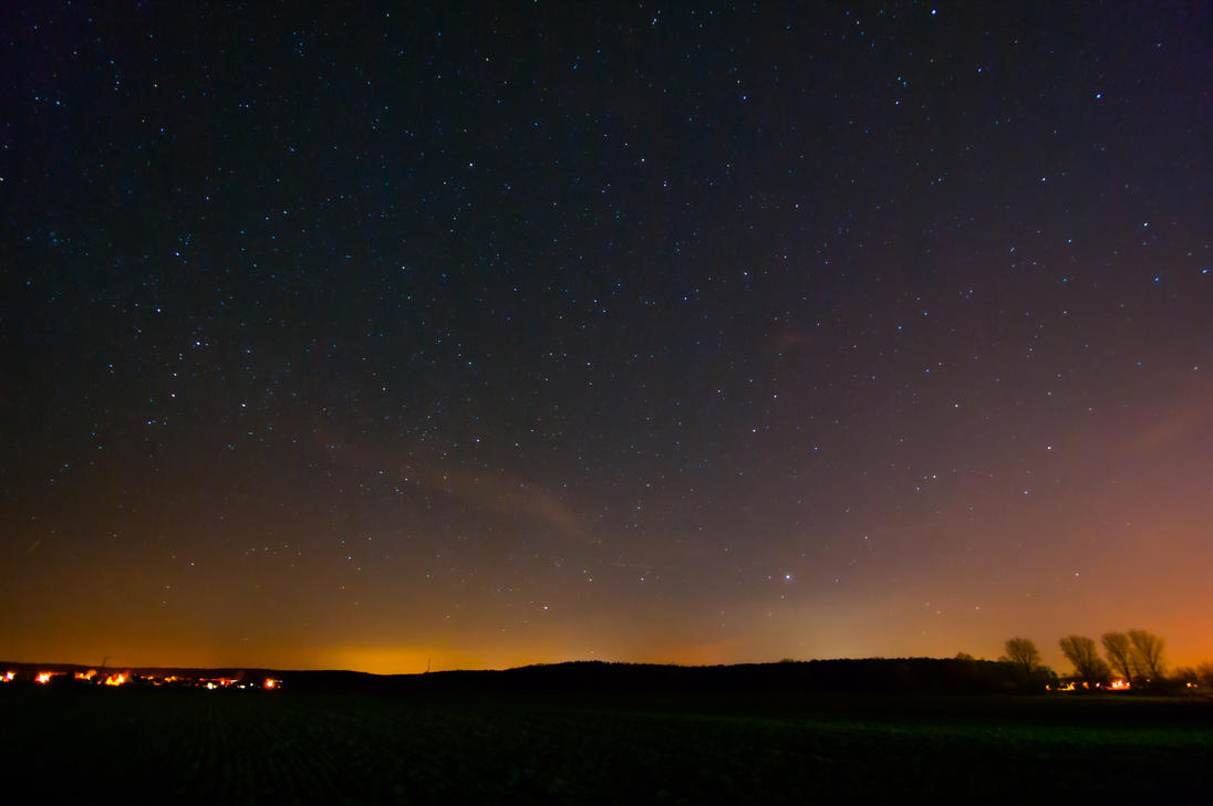 how to avoid light pollution