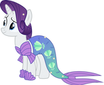 Rarity Mermaid