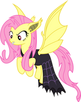 Flutterbat by TimeLordOmega
