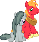 Marble Pie and Big Mac