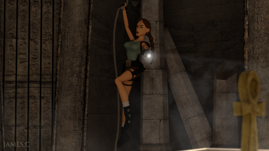 Classic Tomb Raider by James--C
