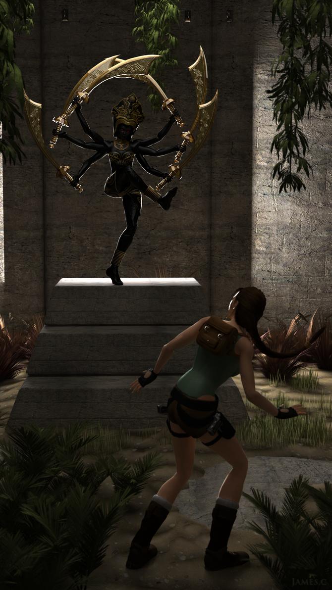 Tomb Raider Empire contest by James--C