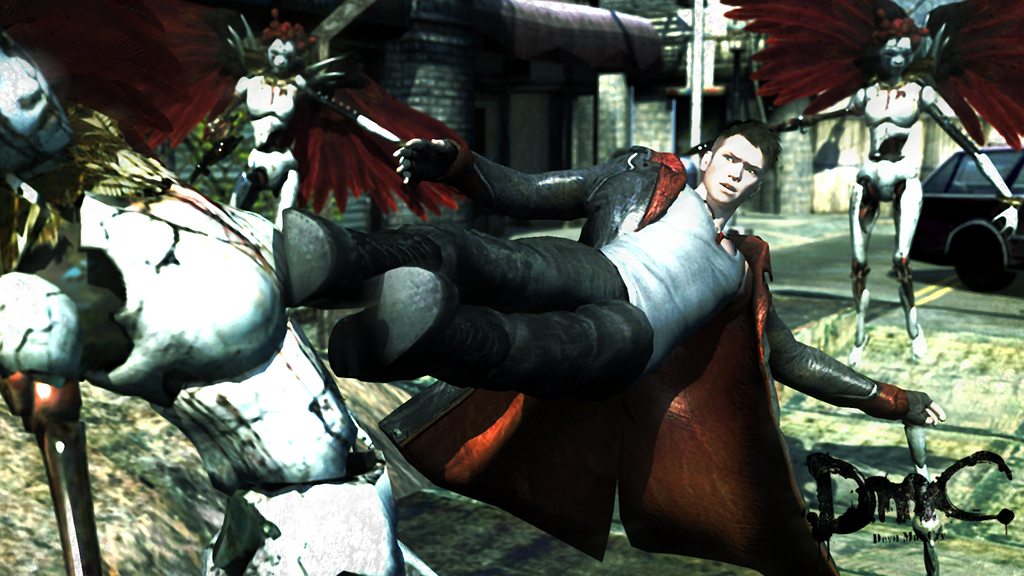 DmC fight by James--C