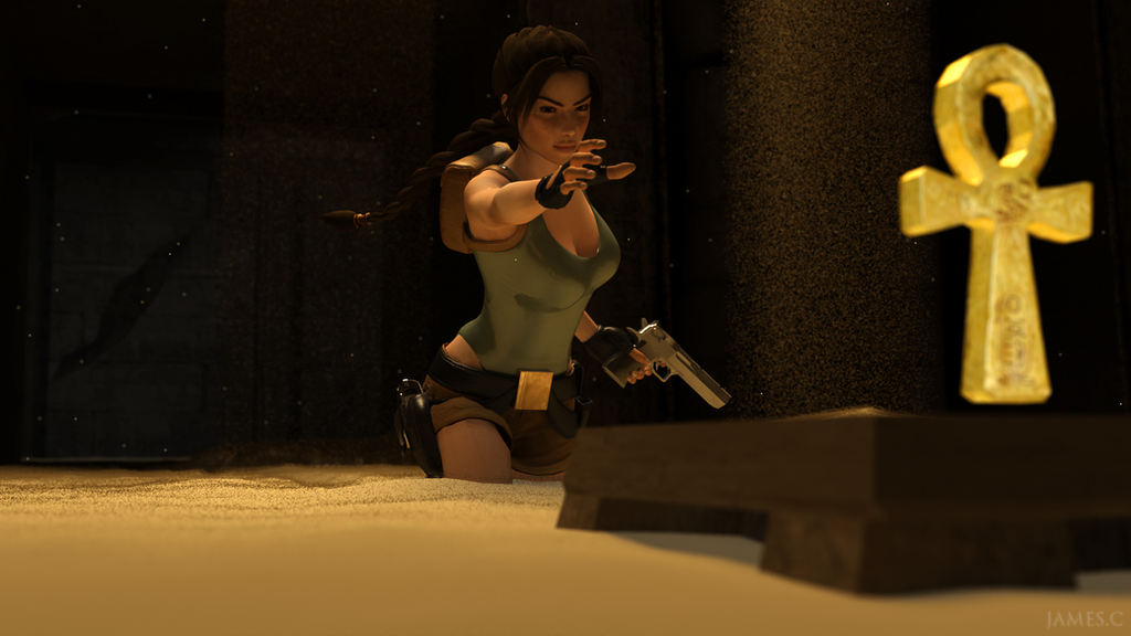 Tomb Raider - The last revelation by James--C