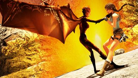 Tomb Raider Anniversary by James--C