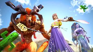 Final Fantasy X HD / Lightning Returns