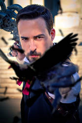 Booker Dewitt cosplay - Bioshock Infinite (3)