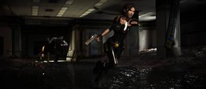 Aldwych - Tomb Raider III