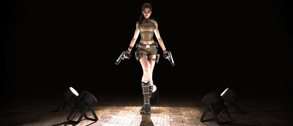 Tomb Raider Underworld - Lara Croft by James--C