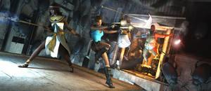 Lara Croft : Temple of Osiris