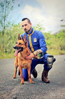 Fallout 4 cosplay by James--C