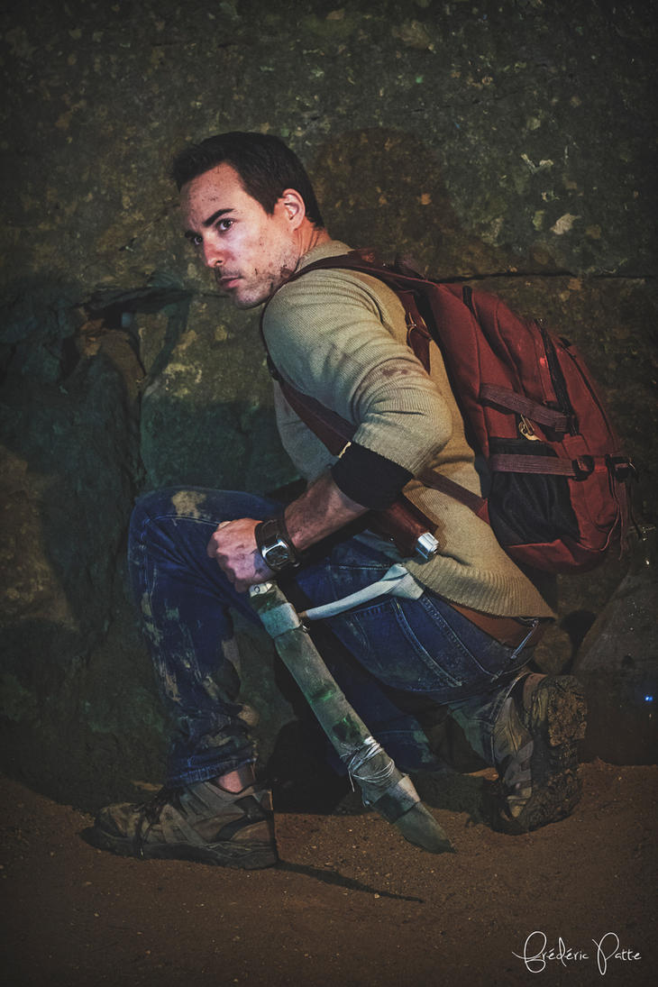 Uncharted Golden Abyss cosplay - 2 by James--C