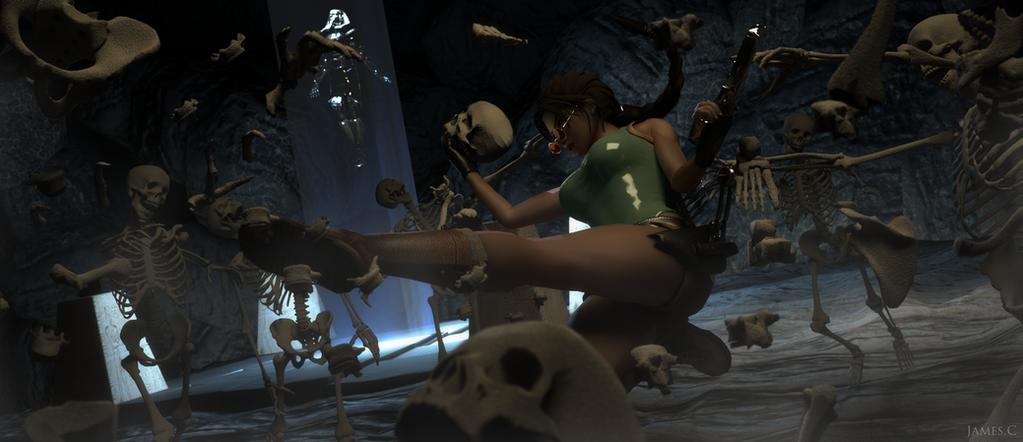 Tomb Raider - Horus by James--C