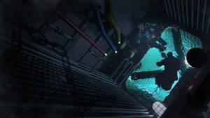 Tomb Raider Chronicles - Submarine