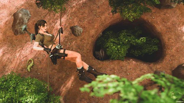 Tomb Raider Legend - relic