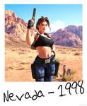 Nevada polaroid memory
