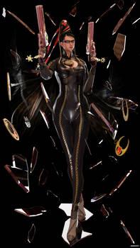 Bayonetta, our queen