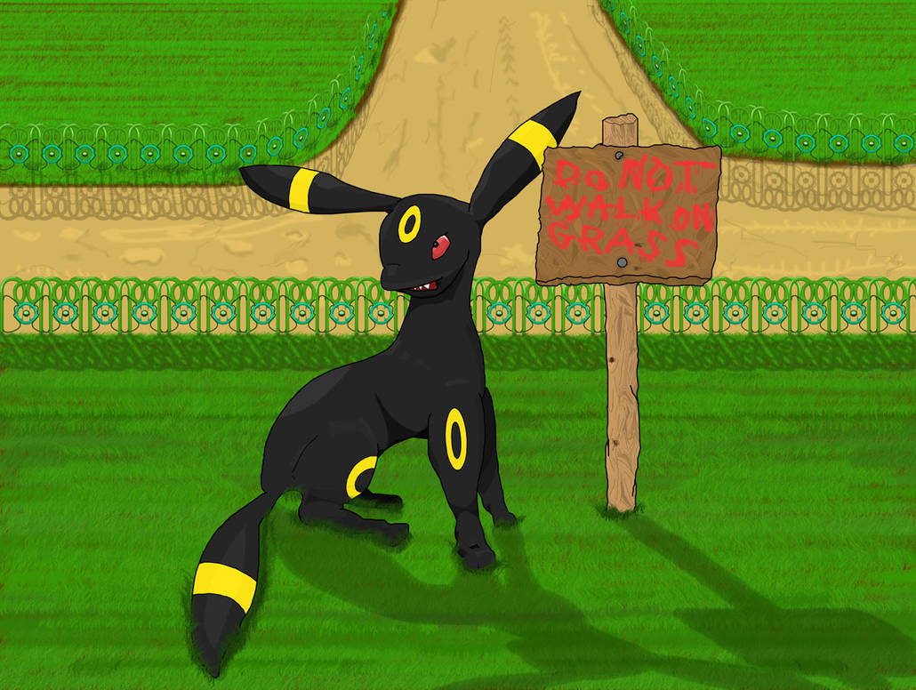Slightly Dark Umbreon