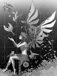 Fake Wings by LivingRainbow