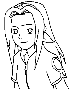 haruno coloring pages - photo#30
