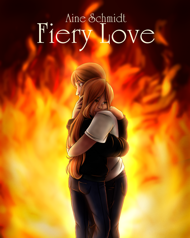 Fiery Love by Aine by riceXyummy