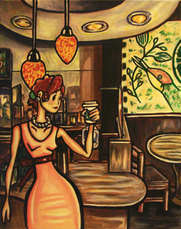 Starbucks by LisaMcClurg