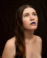 Blue Lips 3 by AimeeStock