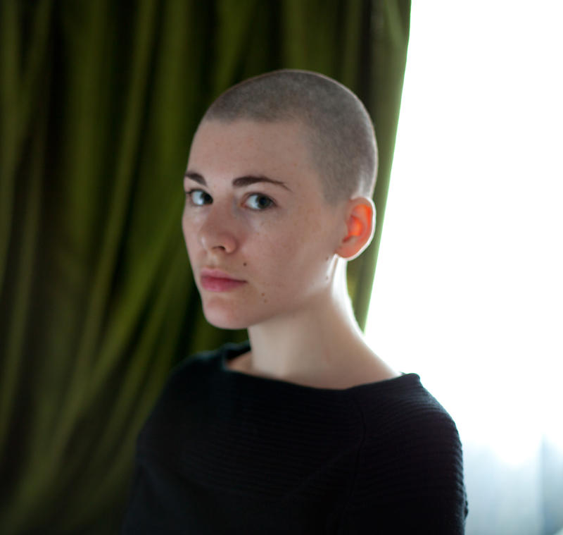 Bald 5 (slightly blurry) by AimeeStock