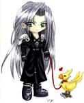 Sephiroth's pet