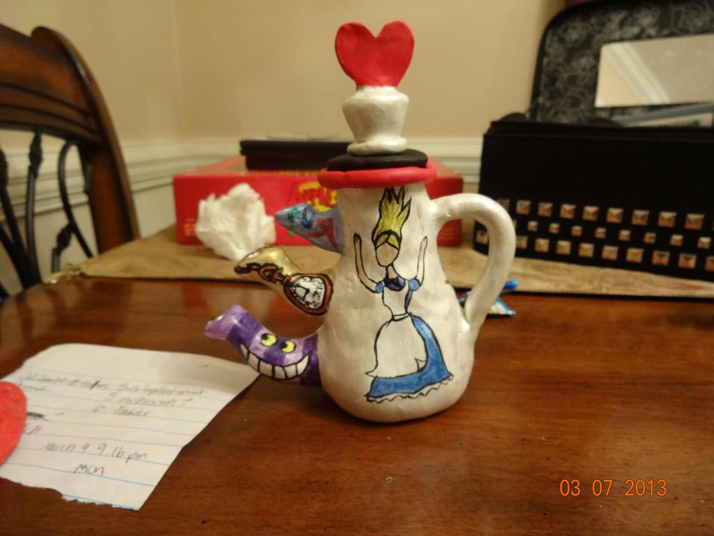 teapot by KPRITCHETT14