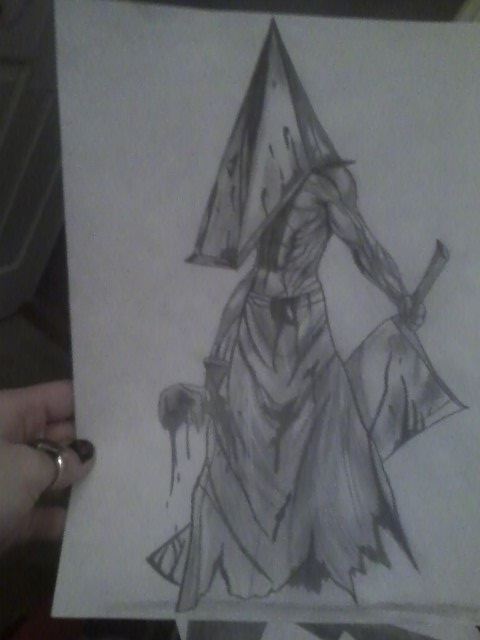 pyramid head by KPRITCHETT14