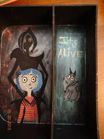 coraline and frankinweenie by KPRITCHETT14