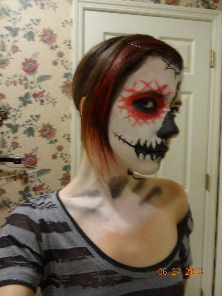 candy skull 3 by KPRITCHETT14