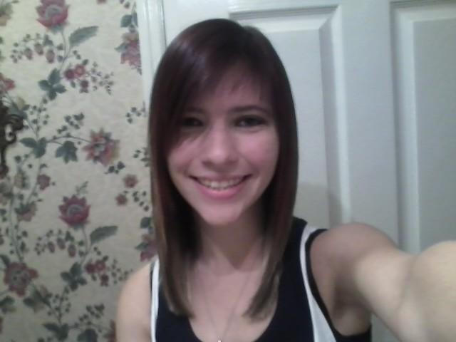 new hair cut :D by KPRITCHETT14