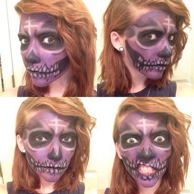 Skull by KPRITCHETT14