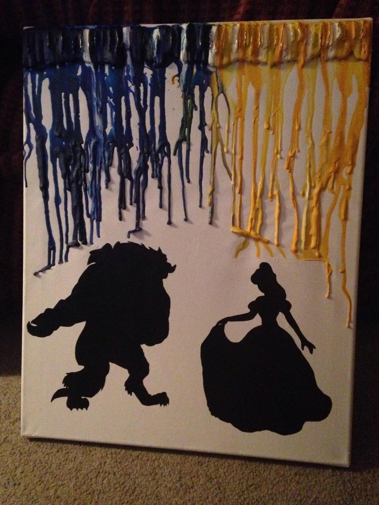 Beast and belle  by KPRITCHETT14