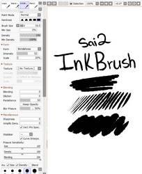 Inkbrush by AndrogynousGarbage