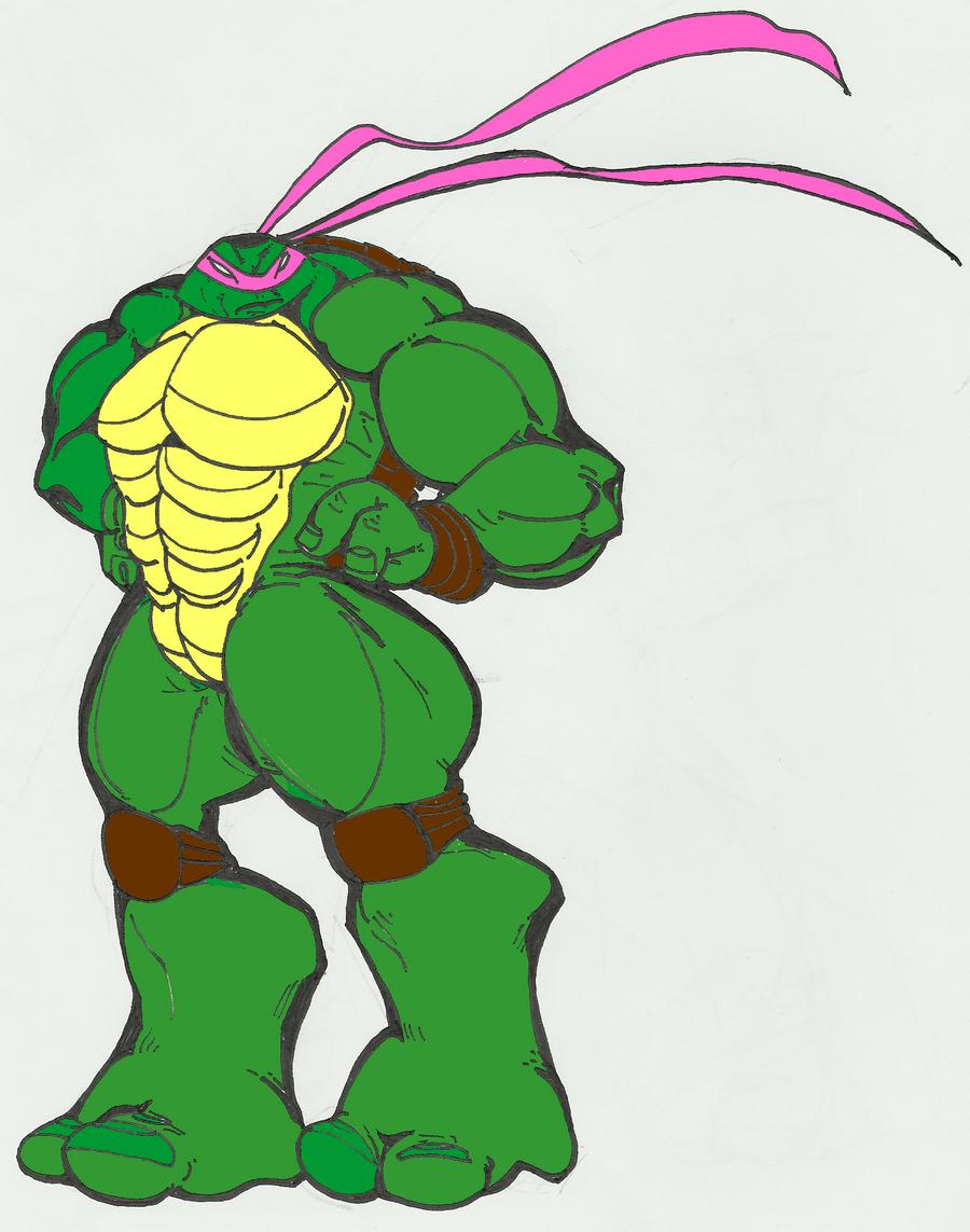 Donatello Ninja Turtle by lordjari on DeviantArt