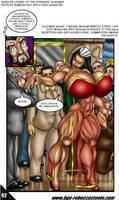 Rebecca Steele: The Bloodest Night, Page 2 by lordjari