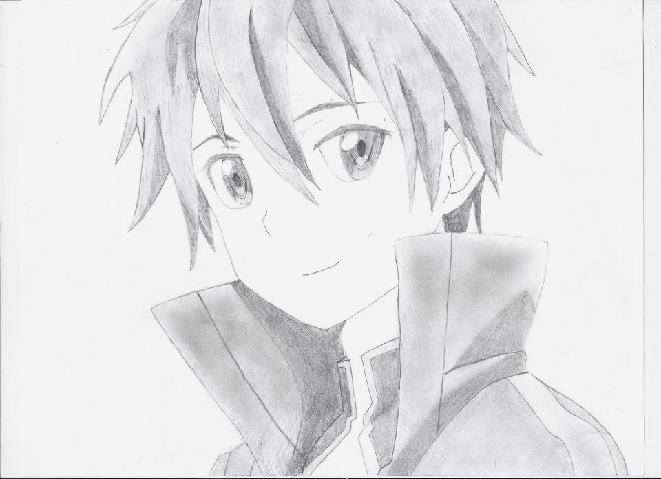 Kirito From Sword Art Online By Intercalaris On Deviantart