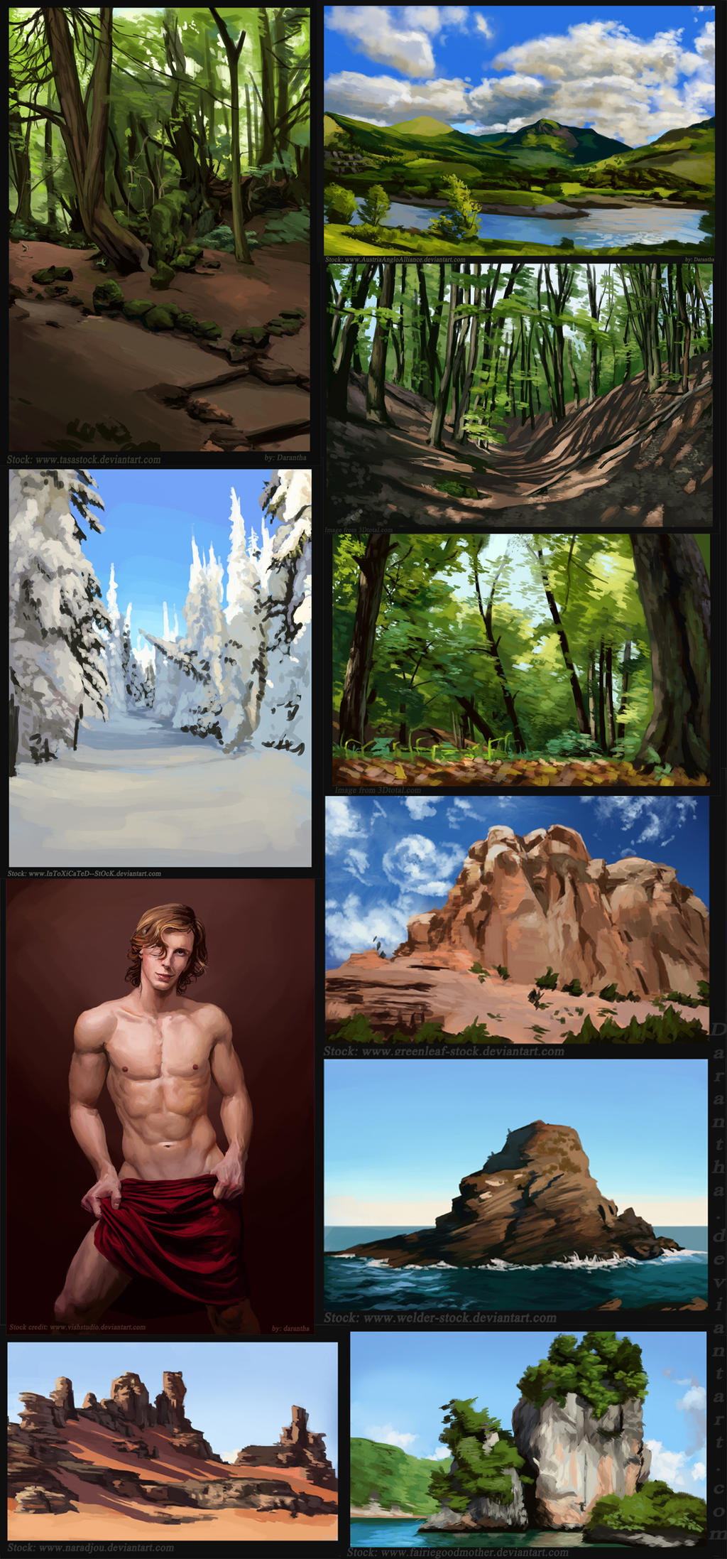Study Compilation by Darantha