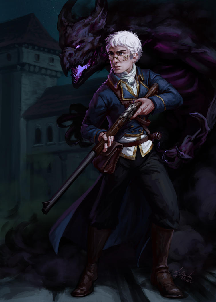 16 Criticalrolefanart Hashtag On Twitter: Percy By Darantha On DeviantArt